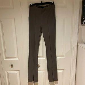 Zara Split Hem Pants